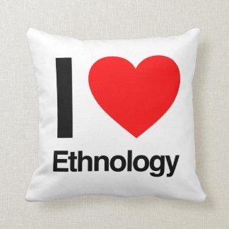 amo la etnología cojin