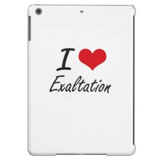 Amo la EXALTACIÓN Funda Para iPad Air