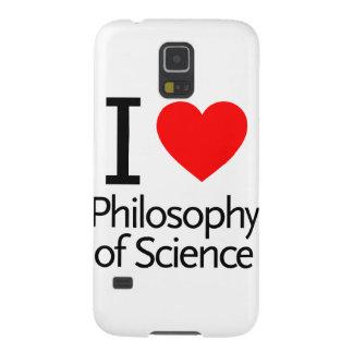 Amo la filosofía de la ciencia