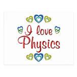 Amo la física postal