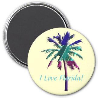 ¡Amo la Florida! Imanes Para Frigoríficos