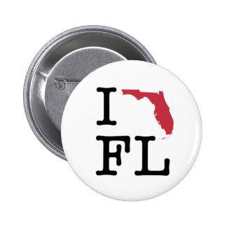 Amo la Florida Pins