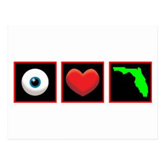 AMO LA FLORIDA POSTAL