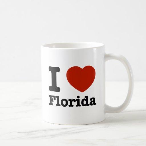 Amo la Florida Taza Clásica