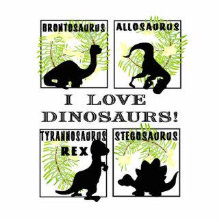 Amo la foto Sculptue de los dinosaurios Esculturas Fotográficas