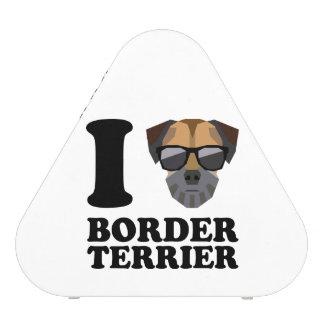 Amo la frontera Terrier -1- Altavoz Bluetooth