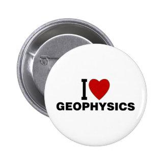 Amo la geofísica pin