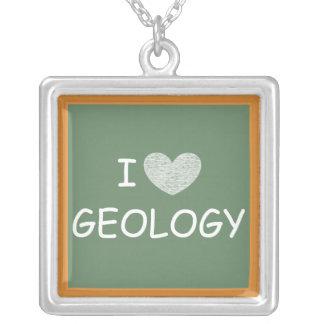 Amo la geología joyeria