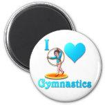 amo la gimnasia #3 imanes