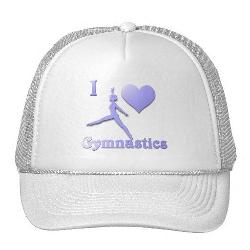 amo la gimnasia #7 gorras de camionero