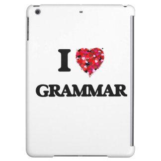 Amo la gramática