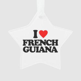 AMO LA GUAYANA FRANCESA