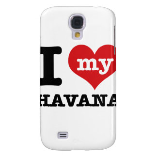 Amo La Habana Funda Para Galaxy S4