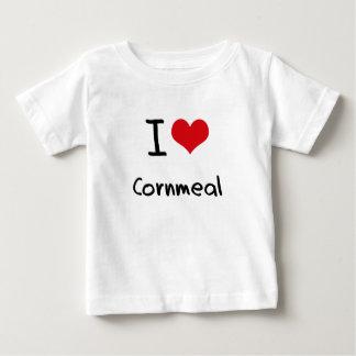 Amo la harina de maíz t shirt