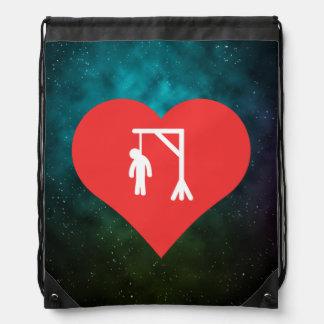 Amo la horca mochila