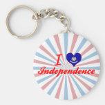 Amo la independencia, Luisiana Llaveros