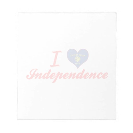 Amo la independencia, Oregon Blocs