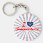 Amo la independencia, Oregon Llavero