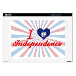 Amo la independencia, Virginia Portátil Skin