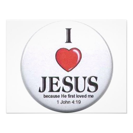 Amo la invitación de Jesús