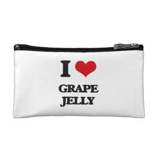 Amo la jalea de uva