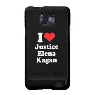 AMO la JUSTICIA ELENA KAGAN.png Samsung Galaxy S2 Funda