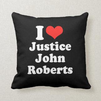 AMO LA JUSTICIA JOHN ROBERTS .PNG COJIN