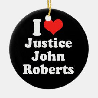 AMO LA JUSTICIA JOHN ROBERTS .PNG ORNATO