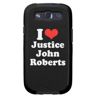 AMO LA JUSTICIA JOHN ROBERTS .PNG GALAXY SIII CÁRCASA