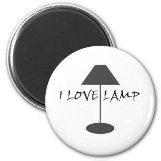 Amo la lámpara imán