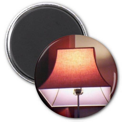 ¡Amo la lámpara! Imán Para Frigorífico