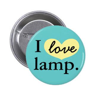 Amo la lámpara pins