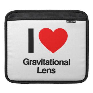 amo la lente gravitacional mangas de iPad
