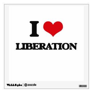 Amo la liberación