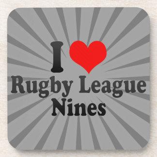 Amo la liga Nines del rugbi Posavasos