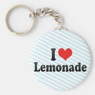 Amo la limonada llavero