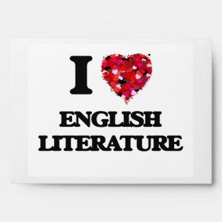 Amo la LITERATURA INGLESA Sobre