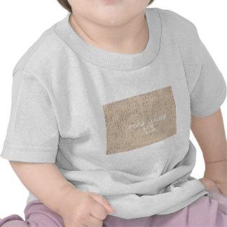 Amo la madera Hakuna marrón que va Matata Camiseta