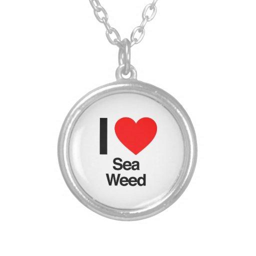 amo la mala hierba del mar grimpolas personalizadas