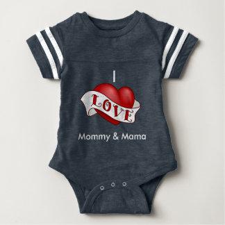 Amo la mamá y Momma Poleras