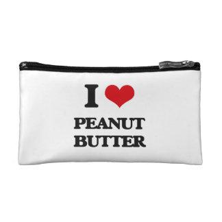 Amo la mantequilla de cacahuete