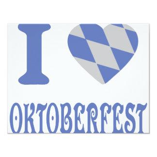 Amo la más oktoberfest anuncios personalizados