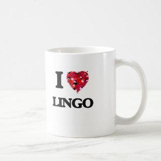 Amo la mazarota taza