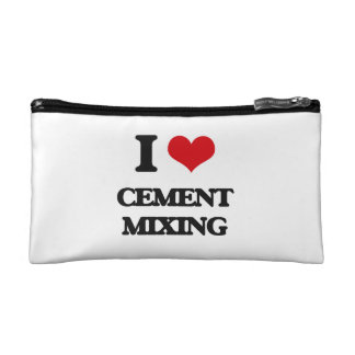 Amo la mezcla del cemento