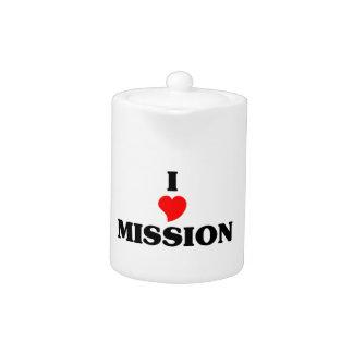 Amo la misión