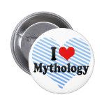 Amo la mitología pin