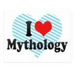 Amo la mitología postal