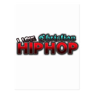 Amo la música cristiana de HIP HOP Postal