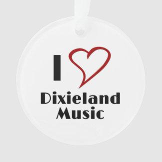 Amo la música de Dixieland