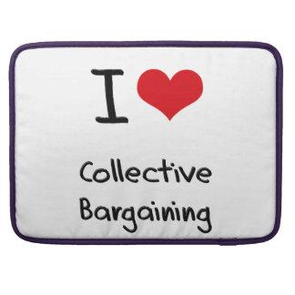 Amo la negociación colectiva funda macbook pro